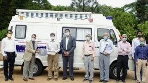 Coronavirus impact: Toyota provides mobile testing unit to IISc