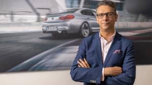 BMW India appoints Vikram Pawah as the new president
