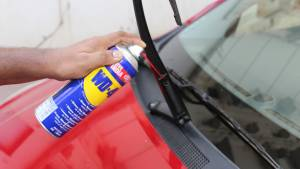 Five tips on wiper care for your car
