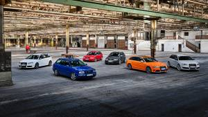 Racing to the Road: Audi's RS cars