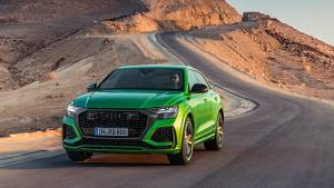 2020 Audi RS Q8 bookings open in India