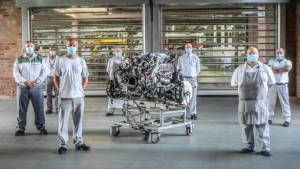 Bentley's iconic 6.75-litre V8 engine ends production after 61 years