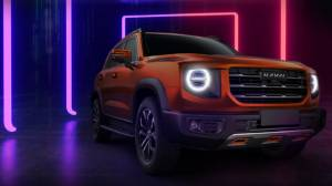 Upcoming Haval B06 SUV unveiled