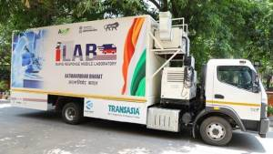Coronavirus impact: Mobile lab for COVID-19 screening launched in Delhi