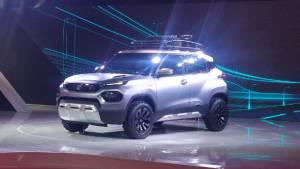 Tata HBX spotted testing ahead of festive season debut