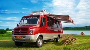 Counter to COVID19: Camper Van Tourism