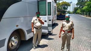 Film Star Vanity Vans Useful For Mumbai Police