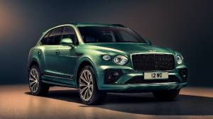 Bentley takes the wraps off refreshed Bentayga SUV