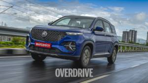 2020 MG Hector Plus road test review