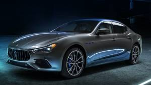 2020 Maserati Ghibli Hybrid showcased, to replace Ghibli diesel