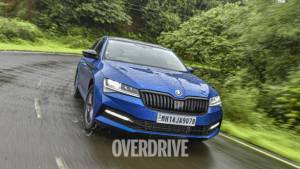 2020 Skoda Superb Sportline facelift road test review