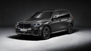 BMW X7 Dark Shadow Edition revealed, limited to 500 units