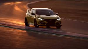 Video Worth Watching: Honda Civic Type-R Limited Edition sets Suzuka FWD lap record