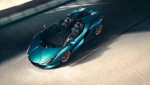 Lamborghini Sian's supercapacitor tech to be developed for future electrified models