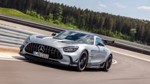 Mercedes-AMG reveals the GT Black Series, with its most powerful V8 ever