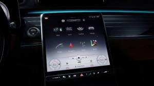 Mercedes-Benz reveals second-gen MBUX infotainment ahead of S-Class debut