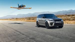 2021 Range Rover Sport gets Silver, Dynamic Black and SVR Carbon special editions