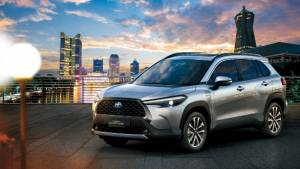 2020 Toyota Corolla Cross SUV launched in Thailand