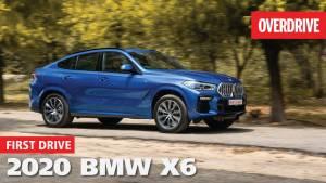 2020 BMW X6 | Road Test