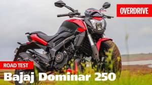 2020 Bajaj Dominar 250 - Road Test