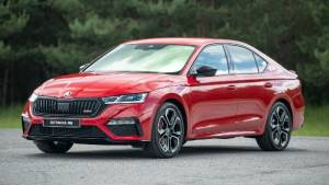 Next-gen Skoda Octavia RS continues with 245PS 2-litre TSI engine