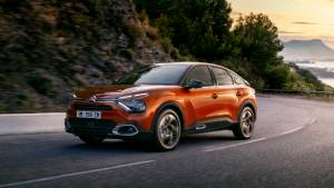 Citroen reveals the C4 coupe-SUV, gets all-electric option