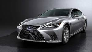 2021 Lexus LS luxury sedan gets styling and tech updates
