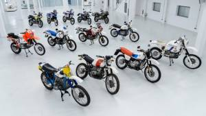 BMW Motorrad's GS model is now 40 years old, 1.2 million units sold till date