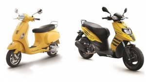 Two-wheeler Festive Offers: Benefits of upto Rs 10,000 on Vespa and Aprilia range