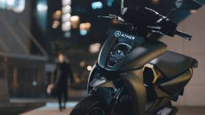 Confirmed: Ather 450X electric scooter deliveries to commence from November 2020