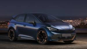 Volkswagen MEB based all-electric Cupra el-Born unveiled, launch in 2021