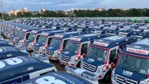 Force Motors supplies 1,000 ambulances to Andhra Pradesh Govt. for fight against COVID-19