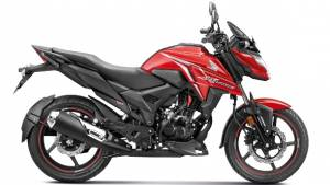 2020 Honda X-Blade BSVI launched in India at Rs 1.05 lakh