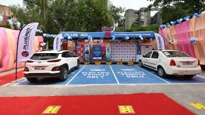 Smart public EV charging station inaugurated in East Delhi
