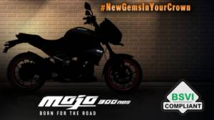 Mahindra Mojo BS6 launch by end of July, will rival Bajaj Dominar 250, Suzuki Gixxer 250 and Jawa 42