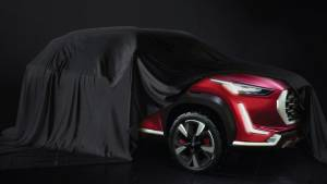 Nissan releases teaser of Magnite B-SUV, concept unveiling on July 16
