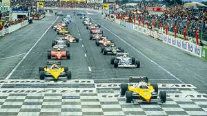 The contenders: F1's fiercest rivalries