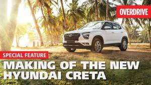 Making of the new Hyundai Creta - Special feature