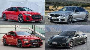 Practical high-performance: Top super sedans in India