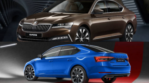 2020 Skoda Superb Sportline vs Laurin and Klement: What's different?