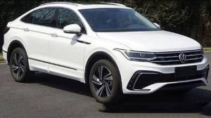 Volkswagen Tiguan X coupe-SUV leaked ahead of debut