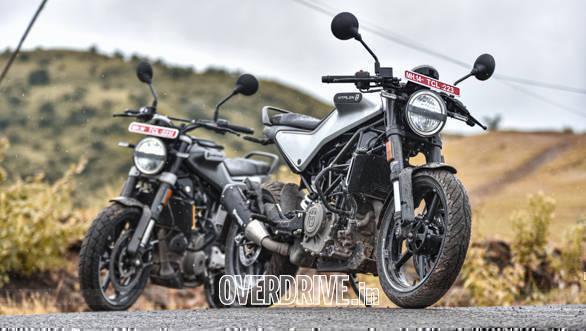 2020 Husqvarna Svartpilen 250 and Vitpilen 250 first ride review