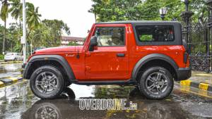 Automatic variants dominate sales of Mahindra Thar