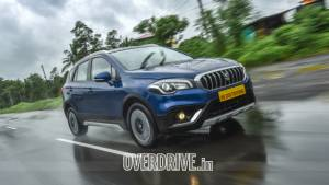 2020 Maruti Suzuki S-Cross petrol road test review