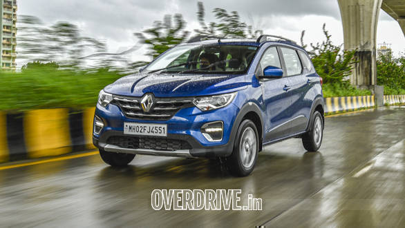 2020 Renault Triber AMT road test review