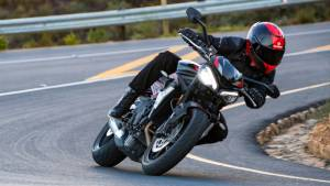 2020 Triumph Street Triple R launched in India at Rs 8.84 lakh