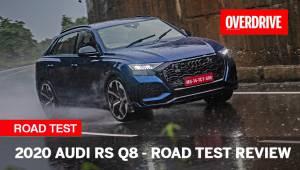 2020 Audi RS Q8 - Road Test Review