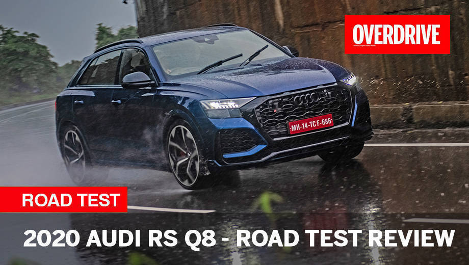 2020 Audi RS Q8 - Road Test Review