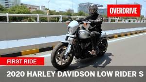2020 Harley-Davidson Low Rider S - First Ride