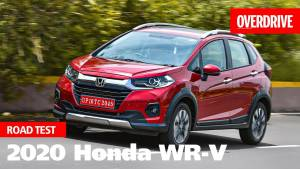 2020 Honda WR-V - Road Test
